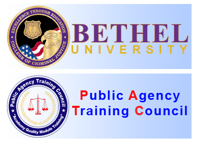 PATC and Bethel College College of Criminal Justice