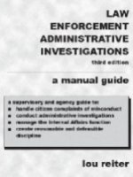 Law Enforcement Administrative Investigations